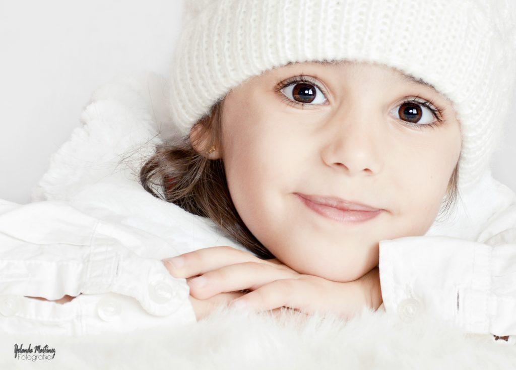 Fotografía infantil individual